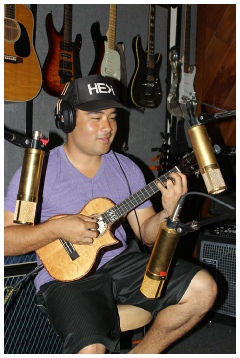 Kalei Gamiao In Studio 3
