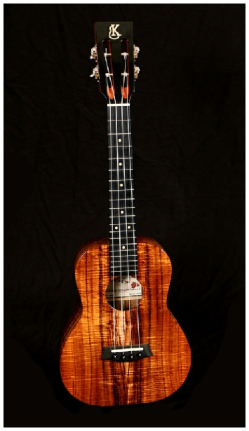 Kanile'a KSPT Tenor 1 Ukulele Music Hawaii